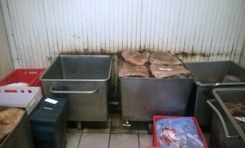 """""""Medonos mėsa uždaryta dėl grubių higienos pažeidimų"""