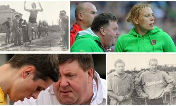Aleksas Stanislovaitis išugdė ne vieną aukščiausio meistriškumo sportininką