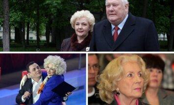 Kristina ir Algirdas Brazauskai, Petras Gražulis, Dalia Teišerskytė