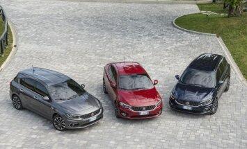 Gruodį Prancūzijoje Fiat markės pardavimai kilo trečdaliu