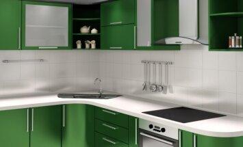 Kas geriau – atvira ar uždara virtuvė?