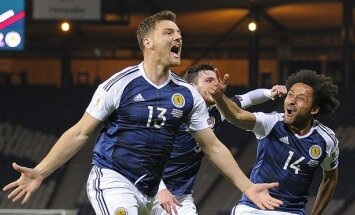 Škotijos futbolo rinktinė