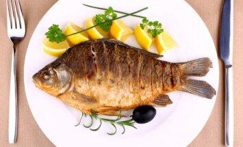 Žuvis lėkštėje