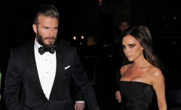 Beckhamų šeima