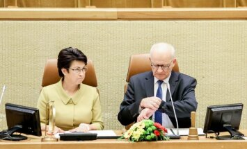During the first session of the Seimas for 2016-2020