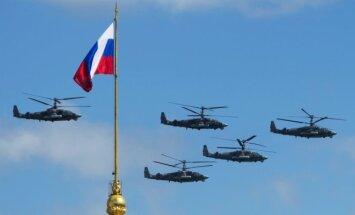 """Atakos sraigtasparniai """"Ka-52"""""""