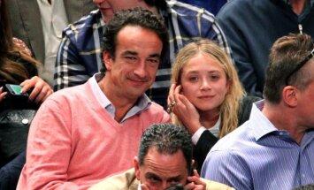 Mary-Kate Olsen ir Oliveris Sarkozy