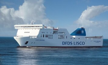 DFDS Lisco nuotr.