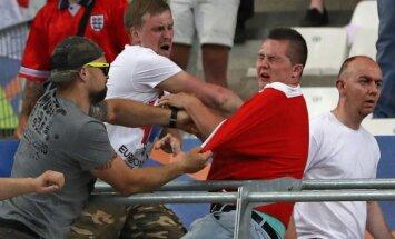 Rusų ir anglų fanų konfliktas