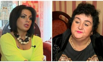 Monika Katunskytė ir Vitalija Katunskytė