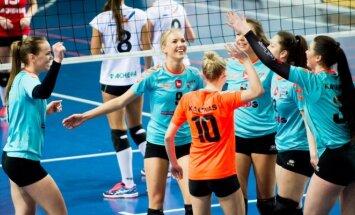 Baltijos moterų tinklinio čempionate – lemiamų kovų metas
