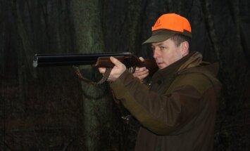 Siekiama pakeisti tvarką taip, kad karo atveju medžiotojai padėtų kariuomenei