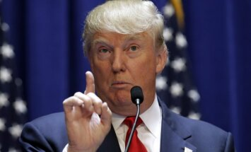 Donald Trump the USA President elect
