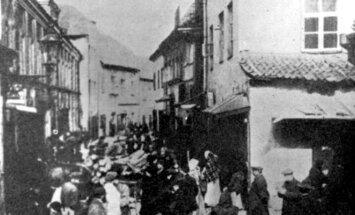 Vilna Ghetto. Yad Vashem Photo Archives