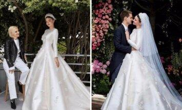 Mirandos Kerr ir Evano Spiegelio vestuvės