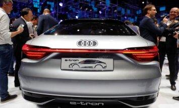 Audi ruošia kelis naujus e-tron modelius (asociatyvi nuotr.)