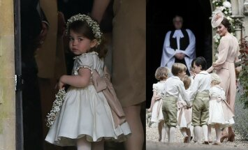 Princesė Charlotte, Kate Middleton