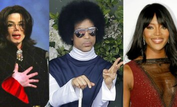 Michaelis Jacksonas, Prince'as, Naomi Campbell