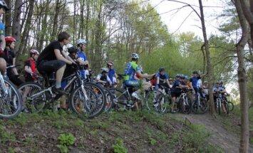 Elektrėnų gyventojai prašo dviračių nuomos punkto