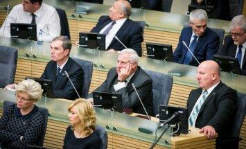 In the new Seimas