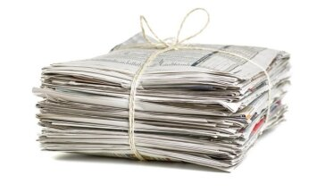 Pasidaryk pats: staliukas iš laikraščių
