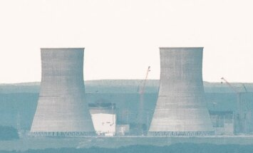 Belarus' nuclear power plant under construction in Astravyets