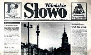 Słowo wileńskie. Foto: rojsty.blox.pl