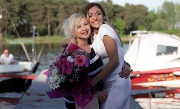 Gerda Stiklickienė ir Sandra Žutautienė