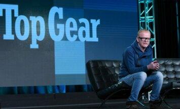Top Gear laidos vedėjas Chrisas Evansas