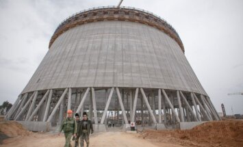 The future Astravyets Nuclear Power Plant