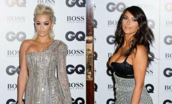 Rita Ora, Kim Kardashian