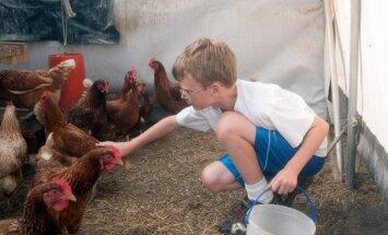 Vaikus auginantys lietuviai stebina specialistus