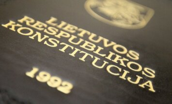 The Constitution of the Republic of Lithuania