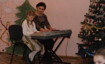 Kalėdų džiaugsmas mūsų širdyse