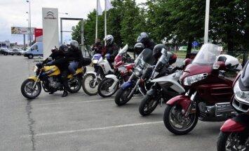 Mototurizmo sprintas Kaune