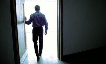 Durys, išeiti