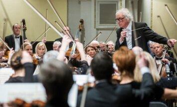 Juozas Domarkas ir Lietuvos nacionalinis simfoninis orkestras