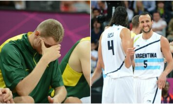 Argentiniečiai – itin nepalankūs Lietuvos varžovai olimpiadoje