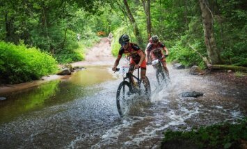 MTB kalnų dviračių varžybos