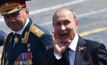 Sergejus Šoigu, Vladimiras Putinas