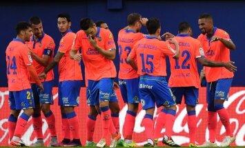 Las Palmas futbolininkai