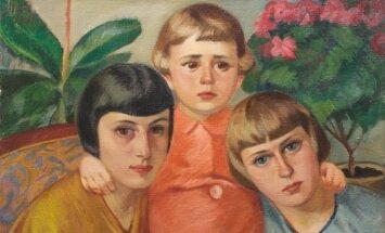 Justinas Vienožinskis. Vaikai