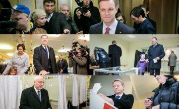Gabrielius Landsbergis, Algirdas Butkevičius, Saulius Skvernelis, Valentinas Mazuronis, Rolandas Paksas