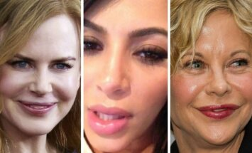 Nicole Kidman, Kim Kardashian, Meg Ryan