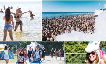 Festivalio Karklė Live Music Beach akimirkos