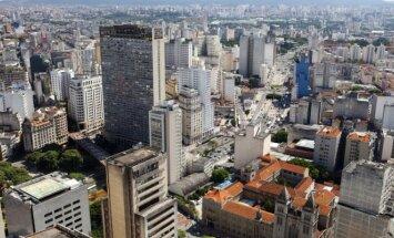 San Paulo, Brazilija