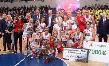 LMKL taurės finalas. Marijampolės Sūduva - Vilniaus Kibirkštis