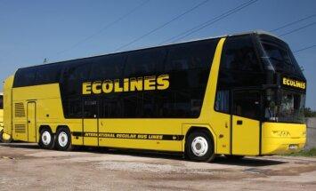 Ecolines, autobusas