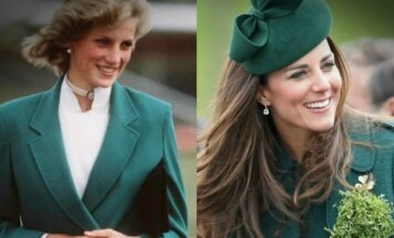 Princesė Diana ir Kate Middleton