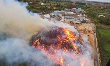 Po gaisro Radviliškyje pajuto skaudžias pasekmes: tai katastrofa